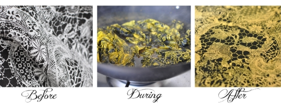 fabric dyeing process